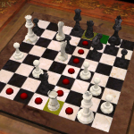 E.G. Chess for iOS, Android, Mac and PC.